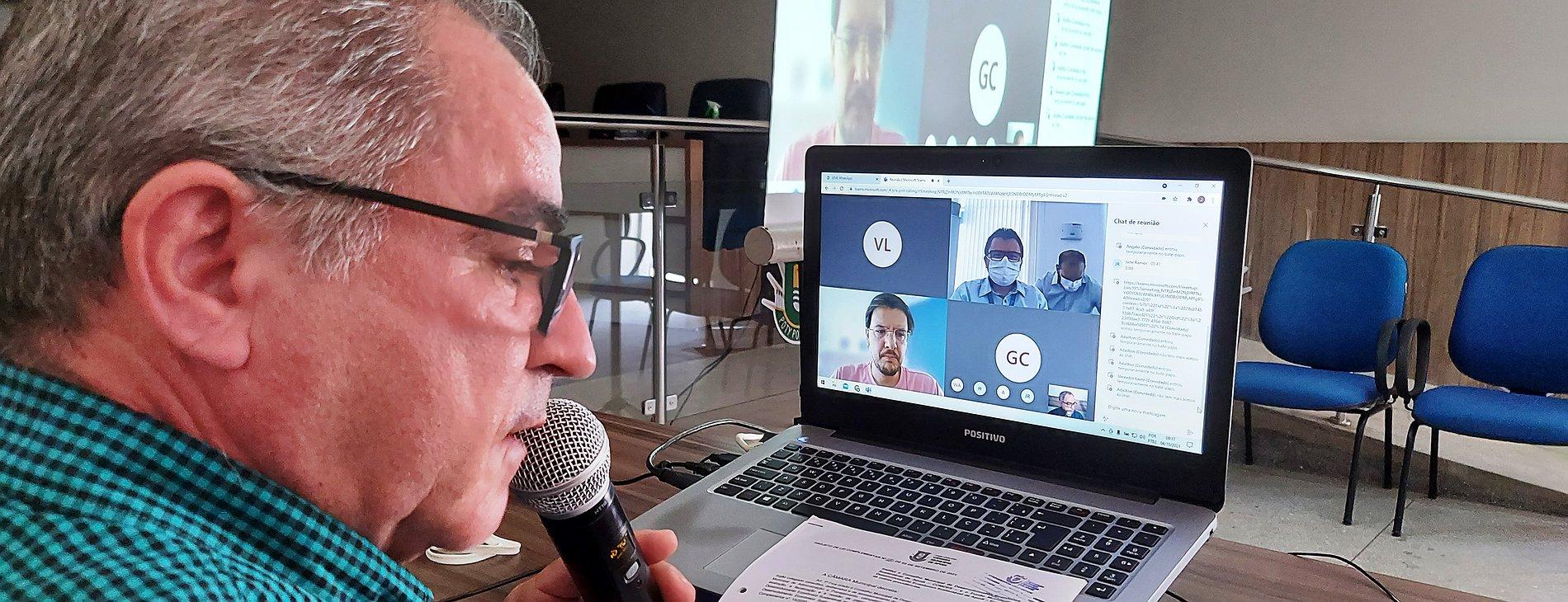 Câmara Municipal de Apodi participa de audiência virtual sobre o Programa de Turismo Sustentável