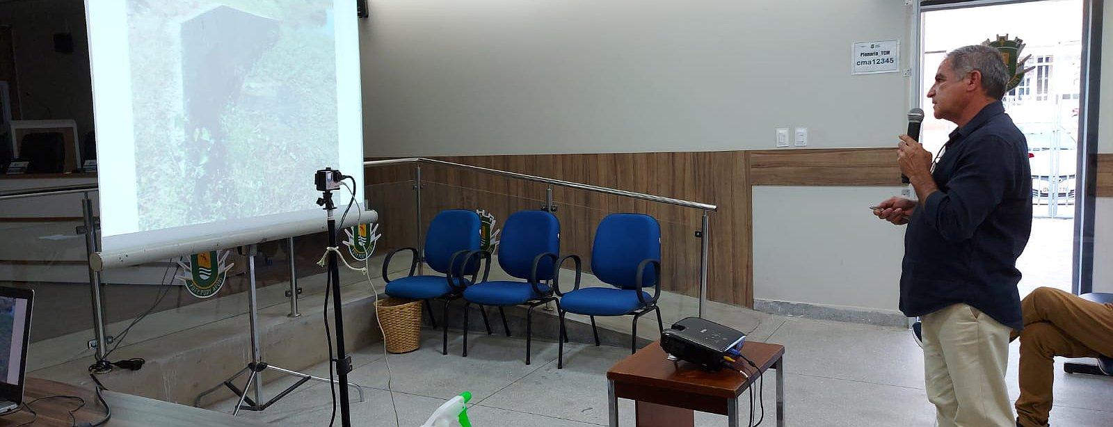 Câmara Municipal debate retomada de 28% do saneamento básico de Apodi